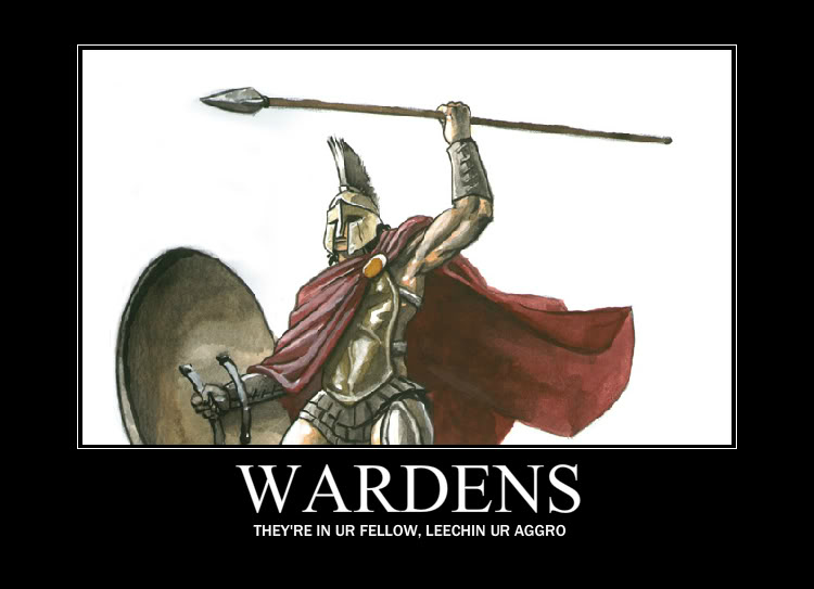 Embracing The Warden 2 0 The Malaysian Lotro Gamer