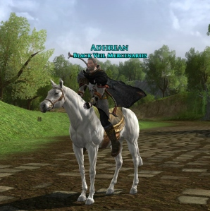 Prized Galadhrim Steed