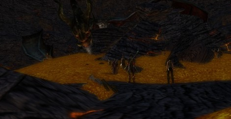 What have we done? Final Draigoch run on Riddermark before server transfers opened. Representatives from DKoD, The Guild, Black Veil Mercenaries and more.